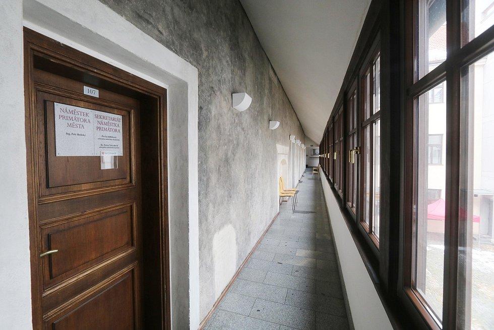 Ilustrační foto českobudějovické radnice