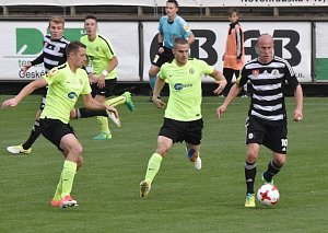 Dynamo vs. Opava