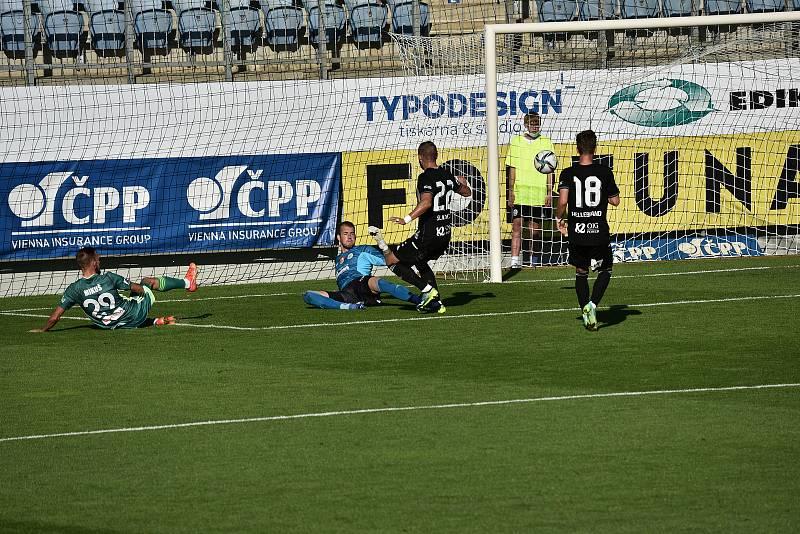 Fotbalová FORTUNA::LIGA Dynamo Č. Budějovice - Karviná