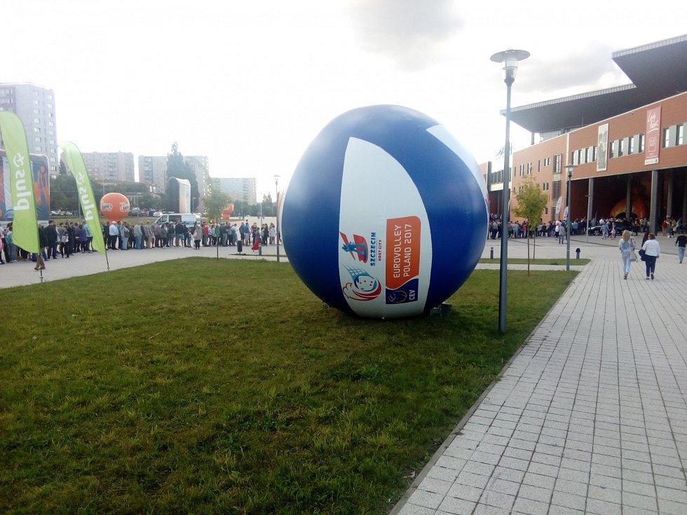 O volejbal je v Polsku neuvěřitelný zájem
