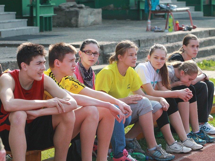 Studenti pěti českobudějovických škol si to rozdali v krajském kole soutěže o Odznak všestrannosti olympijského vítěze. Zvítězila ZŠ Kubatova.