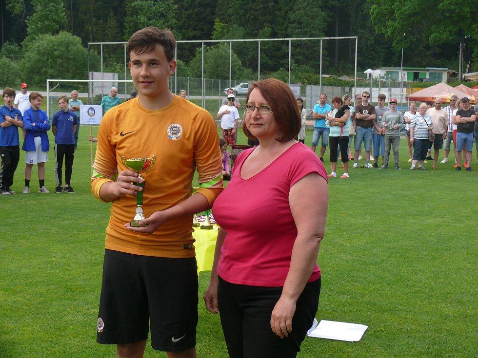 Magic Cup Šumava 2016 vyvrcholil v Loučovicích