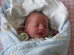 Adam Kotyza, Veselí nad Lužnicí, 15.5. 2008 v 3.45 h, 2,890 kg