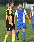 DEBAKL utrpěli v 6. kole krajského přeboru fotbalisté Milevska na hřišti Olešníku.
