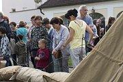 V Lišově se v pátek a v sobotu 7. a 8. září konaly k výročí republiky Lišovské slavnosti.