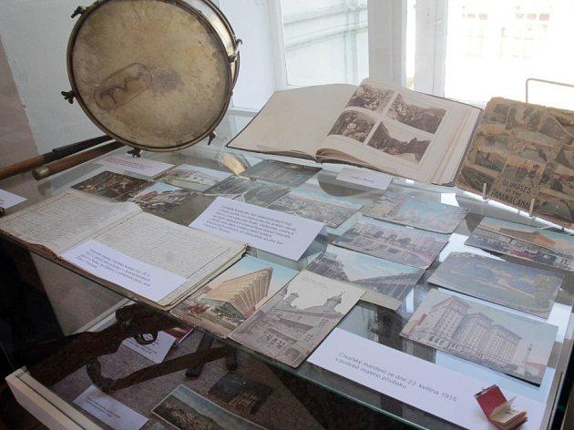 Muzeum v Dačicích na Jindřichohradecku připomíná výročí zahájení I. světové války.