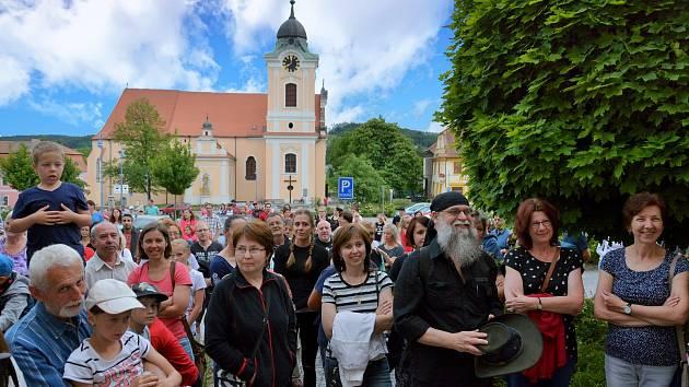 Zájemci se mohou již počtrnácté vydat na nevšední procházku uličkami a zákoutími malebného města Týna nad Vltavou.