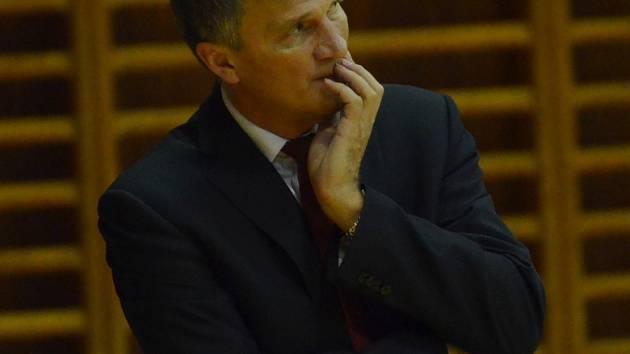 KOUČ. Ivan Beneš patří mezi respektované trenéry.