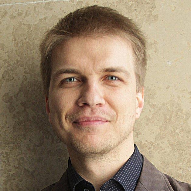Jan Ivanega, šéf kultury vTýně nad Vltavou.