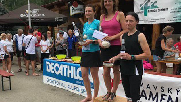 Sobotní závod v Boršově uspokojil běžce i diváky.