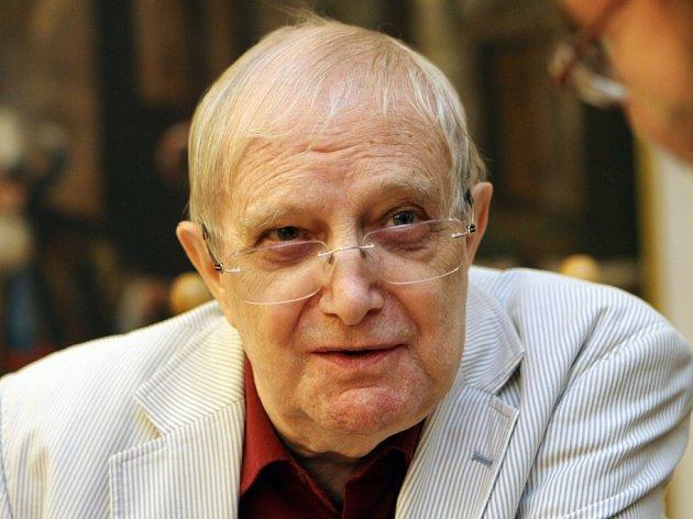 Jiří Suchý, zakladatel Semaforu.