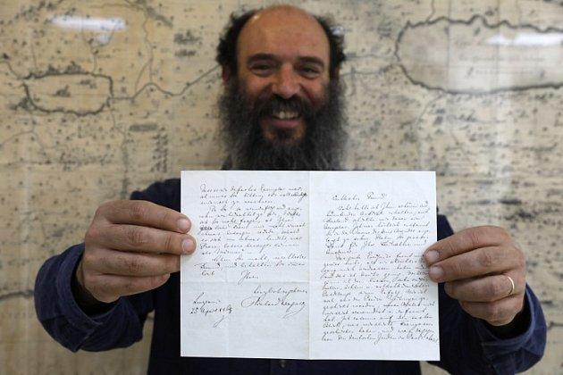 Dopis za 42000dolarů.