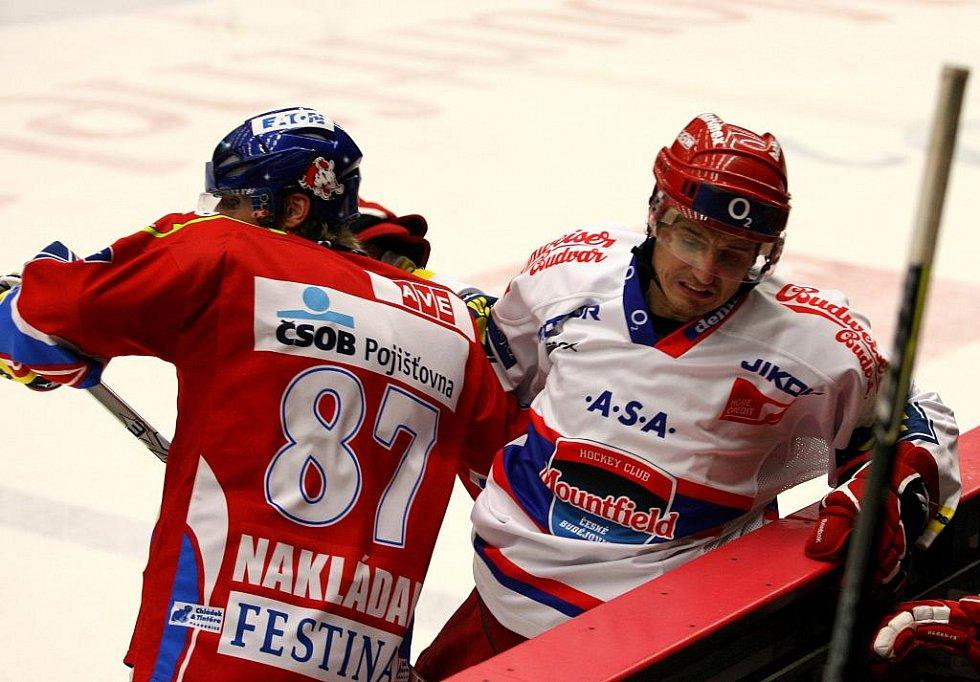 Michal Mikeska a Jakub Nakládal