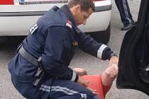 Bankovní lupiči z pohraničí budou mít pech. Česko–rakouské policejní hlídky jsou na ně dobře  připraveny.