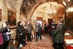 Na českokrumlovském zámku bylo v pondělí 10. ledna 2011 otevřeno Hradní muzeum.