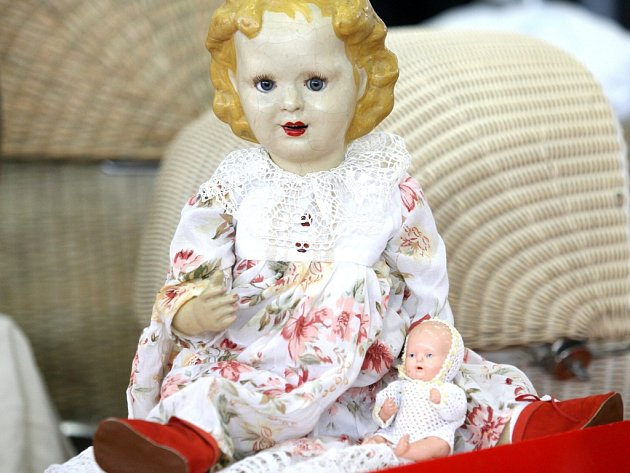 Originální výstava hraček v netolickém muzeu sklidila velký úspěch.
