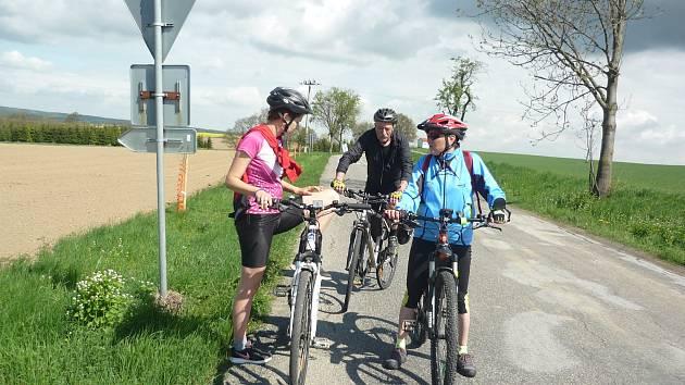 Cyklovýlet pro výletníky i recesisty