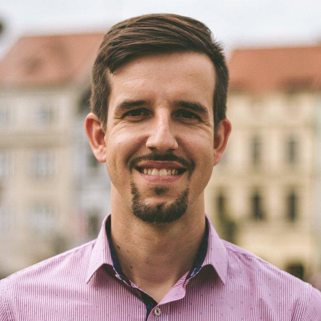 Lukáš Bajt, České Budějovice, Občané pro Budějovice (HOPB)