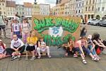 Českobudějovický studentský festival Budějovický Majáles pokračuje.