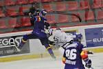 Hokejisté Madeta Motoru prohráli v extralize s Libercem 2:3 po samostatných nájezdech.