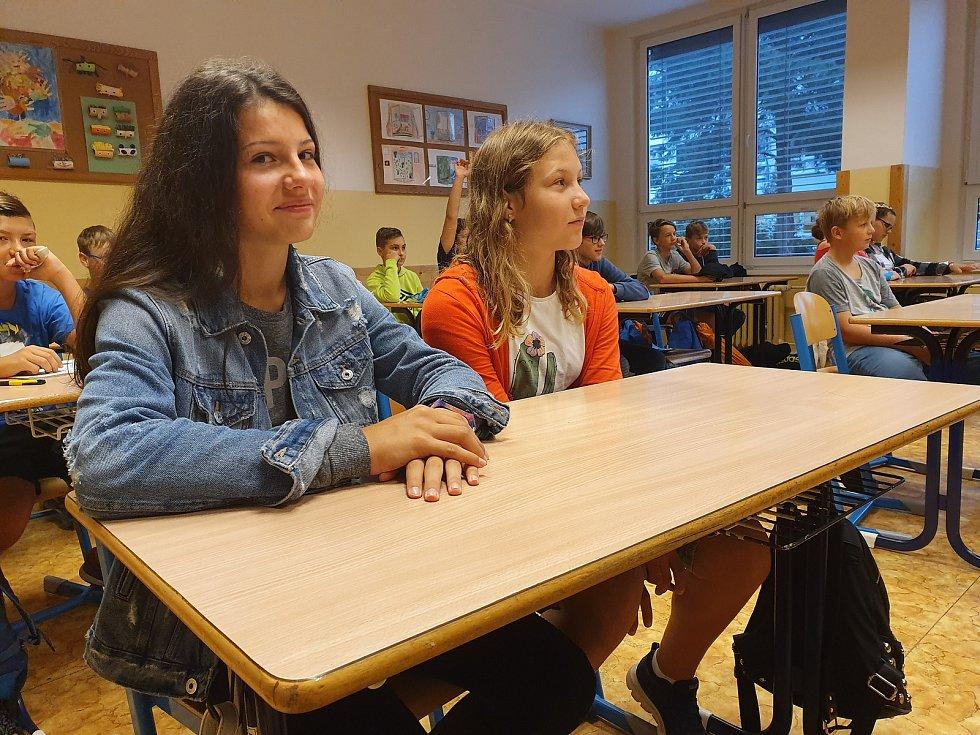 Ondřej Piskáček se vrátil do školní lavice. A přestoupil do Jihostroje