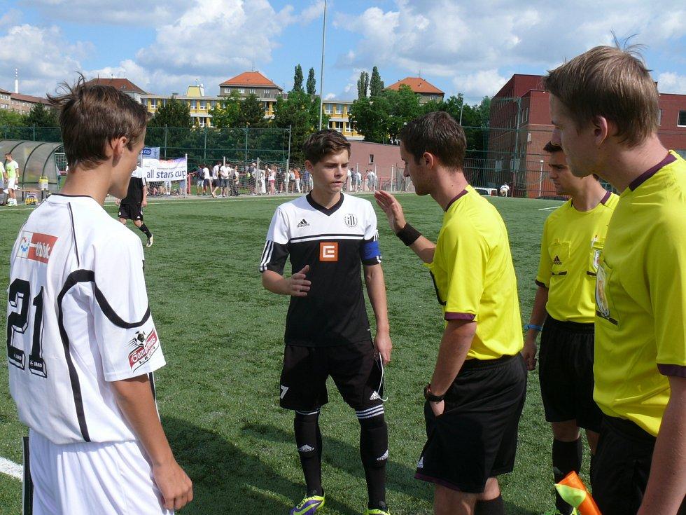 Dynamo na All stars Cupu v Praze