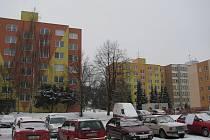 Sídliště Vodňanská se dočká změn. Město tu mimo jiné opraví chodníky, silnice i osvětlení.