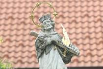 Svatý Jan Nepomucký. Ilustrační foto.