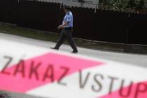 Vraždu dvaadvacetileté ženy vyšetřují od čtvrtečního večera kriminalisté v Českých Budějovicích. Tragédie se stala v ulici Fráni Šrámka poblíž centra města. Ilustrační snímek.