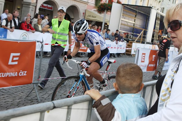 """Cyklistický závod """"Okolo jižních Čech 2013"""" se uskuteční od 5. do 8. září."""
