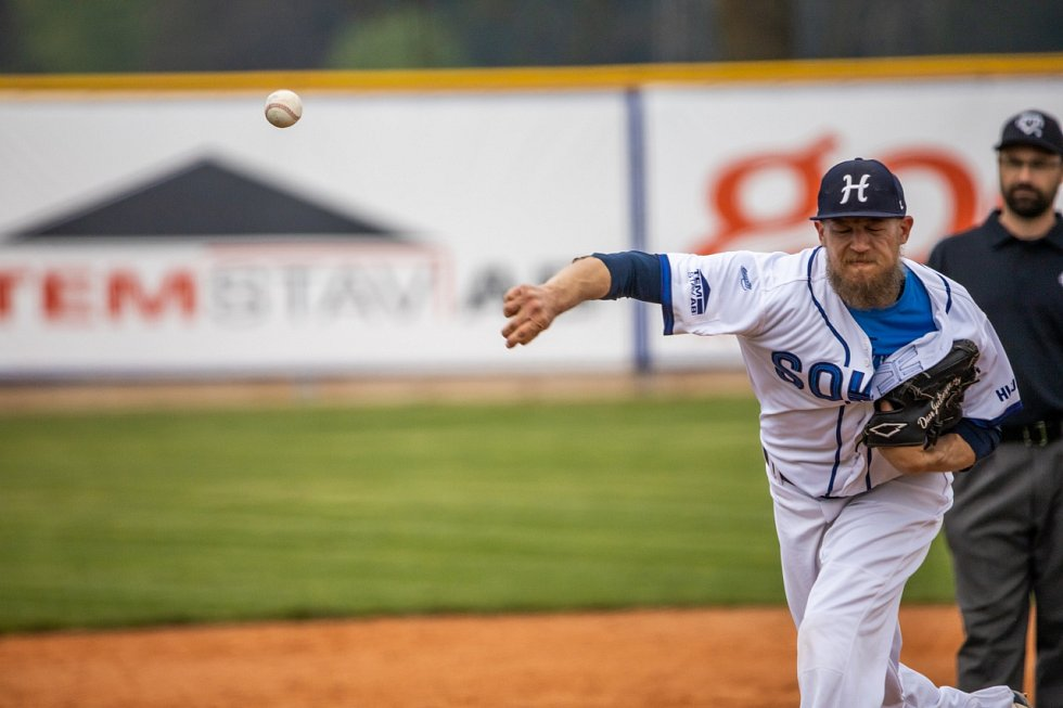 Hlubocký baseball v nejvyšší soutěži, Sokol hraje v extralize