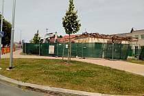 Nové autobusové nádraží vznikne na místě starší stavby v Borovanech.