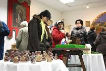 V Lišově byla v pátek zahájena výstava betlémů
