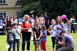 Již popáté se sešly v sobotu v novohradské zámecké zahradě místní spolky, aby společně zorganizovaly nejen pro děti odpoledne plné vědomostních her, dovednostních soutěží a hlavně přírody.