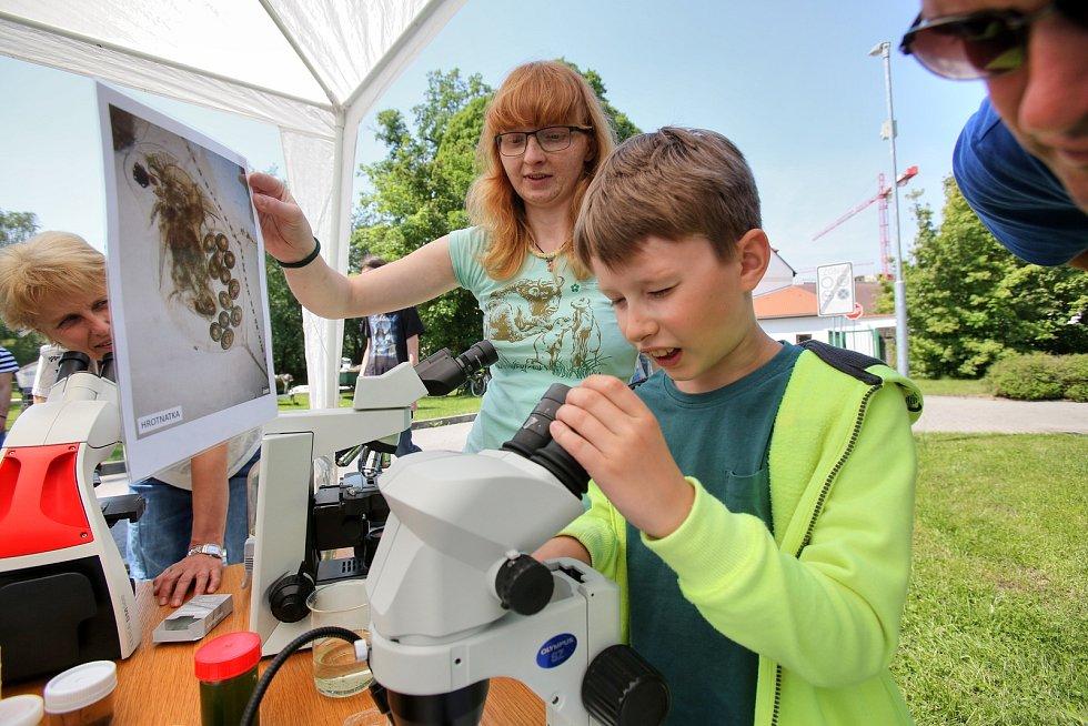 Biologické centrum představilo veřejnosti svou práci.