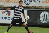 Jindřich Kadula dal s Ústím vítězný gól Dynama.