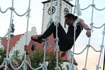 Festival pouličního divadla Komedianti v ulicích. Ilustrační foto.
