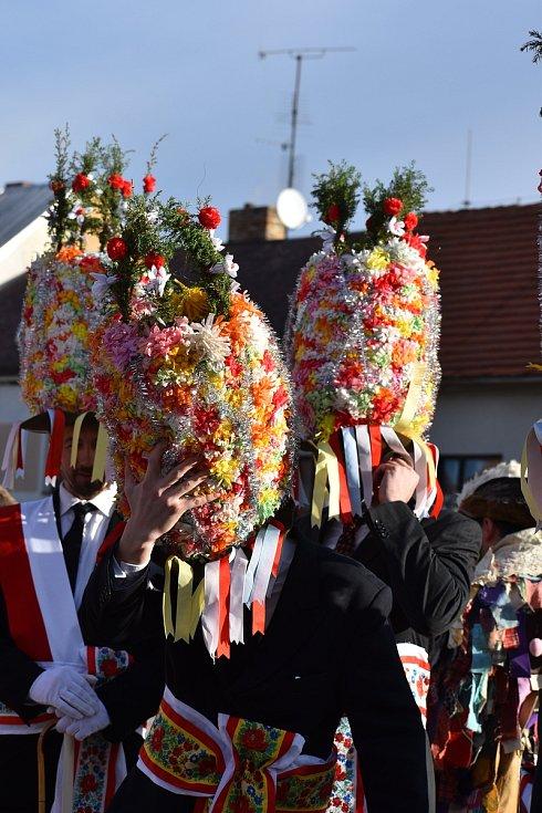 V sobotu se v Ločenicích uskutečnil tradiční Masopust.