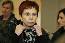 """""""Nechci ublížit, ale paní Eva Rajtmajerová (na snímku) dokáže manipulovat s lidmi a dostane je tam, kam potřebuje."""" říká dcera zavražděného Miroslava Rajtmajera."""