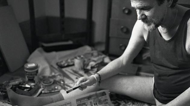 Stanley zněla přezdívka, kterou měl výtvarník Stanislav Tomáš ze Sezimova Ústí. Skromný a charismatický samouk zemřel loni 17. listopadu, bylo mu 64 let.