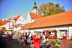 Gastronomicko-kulturní akce Hody s plody podzimu.