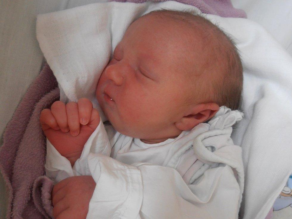 3,60 kg, to byla váha, kterou se po narození mohla pochlubit Rozárie Dušková. Prvorozená holčička se pro svůj příchod na svět rozhodla 4 minuty po 8. hodině v úterý 26. 5. 2015. Domovem rodiny Duškových jsou České Budějovice.