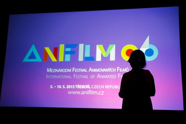 VTřeboni začal 5.května Anifilm, mezinárodní festival animovaných filmů. Na snímku zahájení festivalu vdivadle.