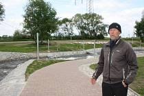 Tvář budějovických vodních slalomářů a bývalý olympionik Jakub Prüher říká, že s novým kanálem v Českém Vrbném strmě stoupl zájem o tento sport.