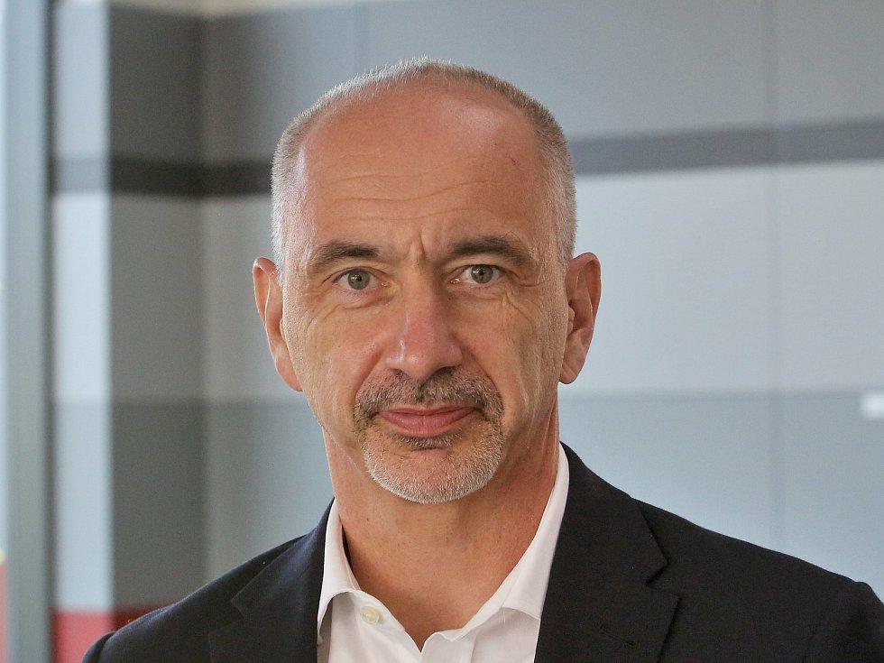 Předvolební debata Deníku tentokrát z českobudějovického letiště. Martin Kuba (ODS)