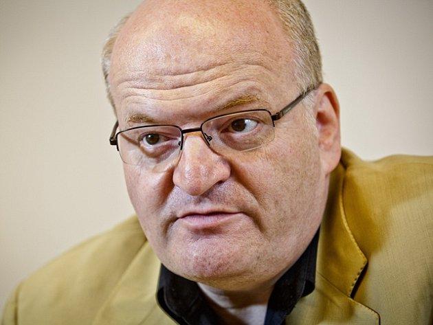 Ministr kultury Daniel Herman.