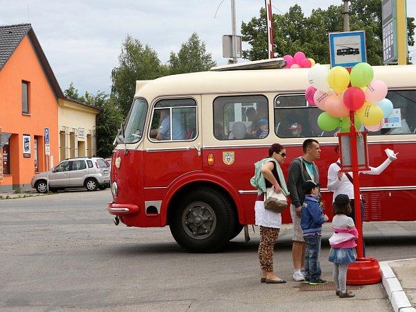Oslavy 105.výročí založení Dopravního podniku města České Budějovice