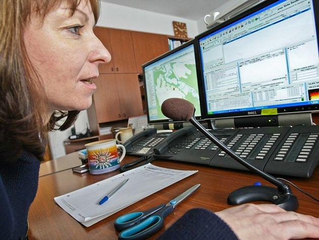 Celkem 38 719 tísňových hovorů v loňském roce řešila Městská policie Č. Budějovice.