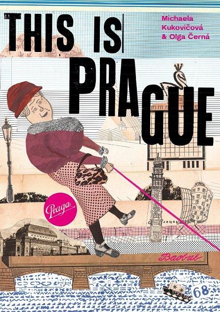 Táborské nakladatelství Baobab má na kontě další dvě povedené knihy. Jednou znich je pocta Miroslavu Šaškovi, kniha - průvodce This is Prague.