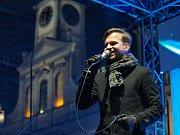 Martin Chodúr zpíval v Českých Budějovicích
